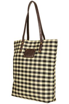 Topshop Shopper Bag -- not that I need *any* more tote bags!!