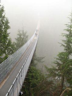 Capilono suspension bridge
