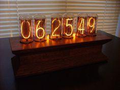 Nixie Tube Clock Project