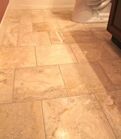 Bathroom Floor Tile Layout