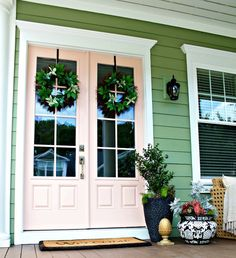 Front Door Makeover with Schlage & a Giveaway - Our Fifth House