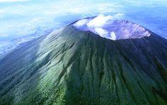 Volcan de Izalco. El Salvador