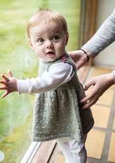 dk - En verden af garn til fornuftige priser Drops Kid Silk, Drops Baby, Baby Knitting Patterns, Baby Patterns, Knitting For Charity, Knitting For Kids, Baby Barn, Designer Baby, Baby Crafts