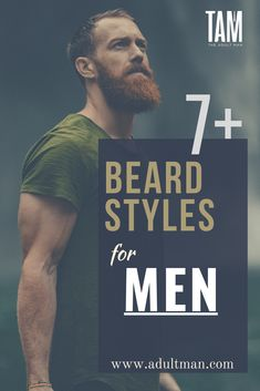 Discover the BEST looking beards including short and full beard styles. You'll also learn beard growing tips, including how to grow, trim and style a beard. Different Beard Styles, Beard Styles For Men, Trending Beard Styles, Beard Growing Tips, Male Grooming, Beard Care, Haircuts For Men, Academia, Bearded Men