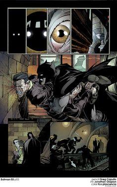 Batman by Greg Capullo Batman Y Superman, Batman Poster, Batman Arkham Knight, Batman The Dark Knight, Batman Art, Comic Book Artists, Comic Books Art, Comic Art, Dc Comics