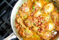 Caribbean Stewed Chicken With Red Beans Caribbean Stewed Chicken With Red Beans Recipe. The post Caribbean Stewed Chicken With Red Beans & January 2019 appeared first on Oxtail recipes . Oxtail Recipes, Jamaican Recipes, Jamaican Dishes, Guyanese Recipes, Haitian Recipes, Trinidad Stew Chicken Recipe, Chicken Recipes, Carribean Food, Caribbean Recipes