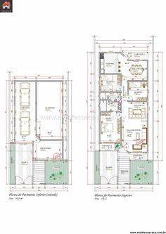 Casa 2 Quartos - 110.72m²