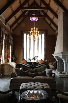 Elegance Gothic house Medieval decor Gothic home decor