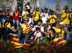 The call for Catalan independence was long led by those who suffered under Spanish dictator Francisco Franco. Younger Catalans are now championing the cause.