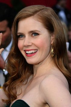 The legendary Amy Adams...  Grand Dame...   Upon turning 18, Adams supported herself by working as a greeter at a Gap store while performing in community theater.