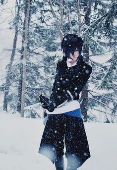 Saito Hajime | Hakuouki: Shinsengumi Kitan #cosplay #game #anime