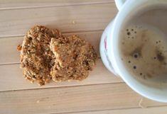Zdravé Dorty: Mrkvové cookies s ovesnými vločkami