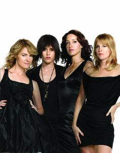 Shane Bette Alice and Tina  THE L WORD