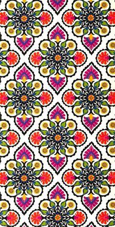 Vera Bradley-type wallpaper