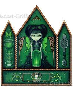 Absinthe Gothic Fairy