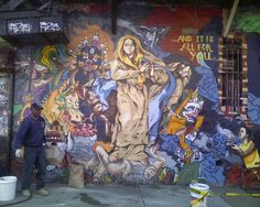 NYC street art as seen by Max Pyziur