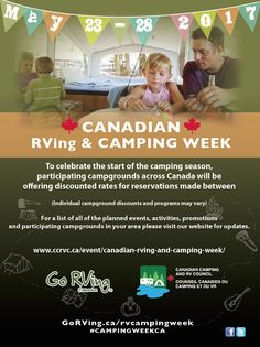 Events « Canadian Camping and RV Council Rv, Camping, Seasons, Activities, How To Plan, Campsite, Motorhome, Seasons Of The Year, Camper