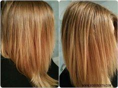 Lavare i capelli con bicarbonato e aceto di mele, ecco il risultato! Ricetta bío da provare. Junior n.