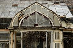 Entranceway to the old Greenhouse | Flickr - Photo Sharing!