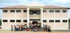 Young Living Foundation School in Ecuador