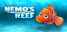 We recently featured Nemo's Reef as a Good Free App of the Day at smartappsforkids.com and it got lots of attention. (It's also free for Android.) As with everything else, Disney makes great apps. It's for somewhat older kids and plays as a simulator of all the goings on at Nemo's Reef, including creating different combinations of plants and decorations to attract more exotic fish. Dory, Gill, Bloat, Bubbles and others from the movie are also there!