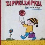 Bilderbuch: Zipfelzapfel und der Ball