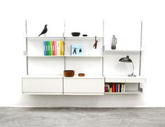 dieter rams 606 shelving system shelf store pinterest dieter rams shelving systems and. Black Bedroom Furniture Sets. Home Design Ideas