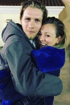 Kaley Cuoco and Her Boyfriend Get Extra Cuddly in Their Latest Instagram Snap