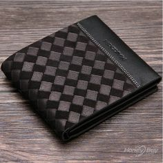 Fashionable Mens Wallets - 1 thing that every little girl has in common is the desire to entertain her big sister, her moth Small Leather Bag, Leather Men, Leather Wallet Pattern, Leather Workshop, Branded Wallets, Designer Wallets, Gifts For Him, Iphone Cases, Hang Bag