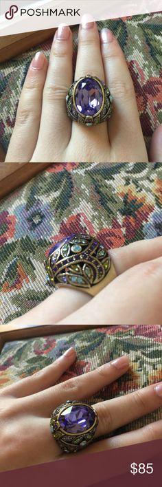 Huge Heidi Daus Ring Size 6. Amazing!!! Jewelry. Amazing quality. Jewelry Rings