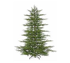 Natural Cut Layered Mesa Pine Faux Tree