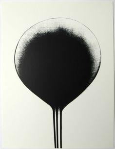 Otto Piene Schöner Siebdruck AUS 1977 Leuchtende Farben 41 | eBay