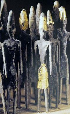 Phoenician statuettes