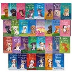 Holly Webb 30 Books Collection Set Puppy and Kitten - Animal Stories Pet Rescue Adventure Series, http://www.amazon.co.uk/dp/B00UHICBSY/ref=cm_sw_r_pi_awdl_xs_UFamybFYTK4MJ