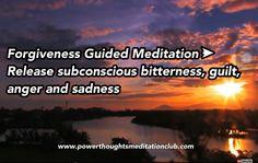 Forgive and be free! #powerthoughtsmeditationclub.com http://youtu.be/bgQ0fc-_dA0