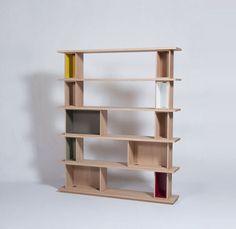 Étagère modulable / contemporaine / en bois COMPO by Hervé Langlais Drugeot Labo