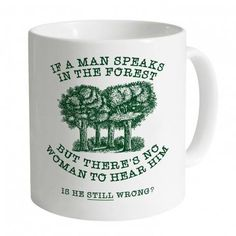 In The Forest Mug