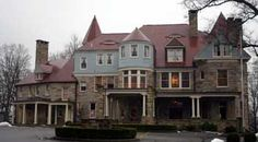 Graceland Inn - summer home for Senator Henry Davis