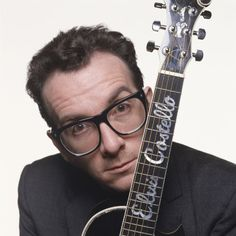 Elvis Costello, singer and musician Much Music, 80s Music, Kinds Of Music, Music Stuff, Music Is Life, Good Music, Elvis Costello, Piece Of Music, Alternative Music