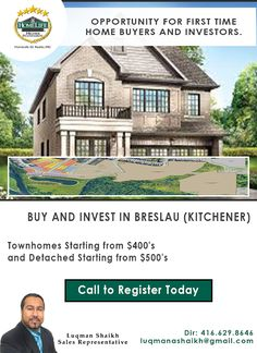 Opportunity For First Time Home Buyers U0026 Investors 🌟 🌟 Buy U0026 Invest In  Breslau
