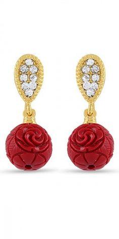 Buy Designer Earrings Online Shopping | Buy Fancy Jhumka & Jhumki