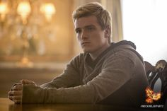 The boy with bread plays a big role in determining the future of Panem. #MockingjayPart2
