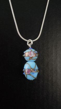 Lampwork smykke Turquoise Necklace, Ring, Jewelry, Fashion, Moda, Rings, Jewlery, Jewerly, Fashion Styles