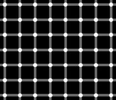 Can you figure out how the Excel chart optical illusion was created? When you stare at any white dot you can clearly see that it's just a white dot, and nothing more. But all around, the other white dots have illusionary black dots within them! Optical Illusions For Kids, Unbelievable Pictures, Illusion Pictures, Have A Nice Trip, Mode Blog, Illusion Art, Black Dots, Op Art, Science And Nature