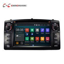 Обновление Android 5.1.1 Quad Core для BYD F3 Toyota Corolla E120 автомобиль DVD GPS с Радио 3 Г USB Wi-Fi BT DVR, аудио Видео Системы //Цена: $US $196.40 & Бесплатная доставка //  #technology #tech