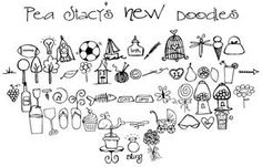 Pea Stacy's NEW Doodles