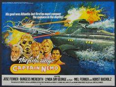 The Amazing Captain Nemo / The Return of Captain Nemo.