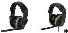 The latest inclusion into the all-new Corsair Gaming family of peripherals are the premium RGB Headsets.