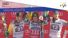 Hirscher con una spettacolare seconda manche vince a Garmisch