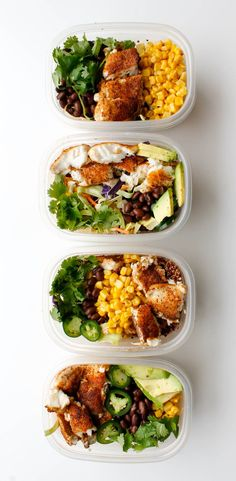 These Easy Quinoa Fish Taco Bowls are layered with blackened tilapia, avocado, quinoa, black beans and more! It's a great meal prep recipe. Happy January 18th everyone! How are those New Years resolutions coming along?! I'll tell you how mine are going: 1. No alcohol during the month of January: lasted 5 days 2. Snapchat less...Read More »